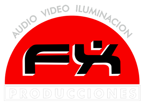 FxProducciones, renta de audio, iluminacion y video